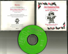 AN AMERICAN TAIL Fievel and Friends Diddy Dum PROMO DJ CD single 1991 USA MINT A