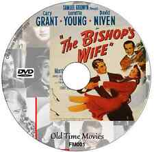 The Bishop's Wife - Cary Grant, Loretta Young & David Niven Film DVD 1947