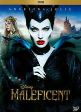 Disney's Maleficent (DVD, 2014)  Angelina Jolie  Elle Fanning  Sam Riley