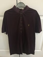 Men's All Saints Polo Shirt