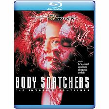 BODY SNATCHERS (1993 Gabrielle Anwar) BLU RAY  - Sealed Region free