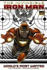 Iron Man Invincible: Vol 2: World's Most Wanted Book 1 (Hardback) 9780785138280