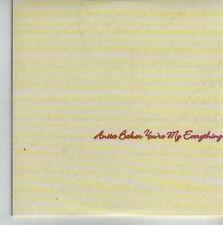 (CV436) Anita Baken, You're My Everything - 2004 DJ CD