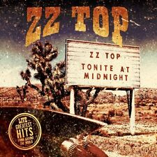 ZZ TOP 'LIVE - GREATEST HITS FROM AROUND THE WORLD' (Best Of) CD (2016)