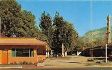 Utah postcard Fillmore, El-Ana Motel, U.S. Hwy 91 ca 1956