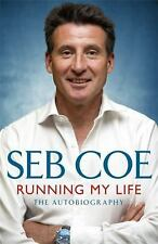 Running My Life - The Autobiography, Coe, Seb, New Books