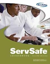Servsafe Coursebook with the Certification Exam Answer Sheet by NRA...