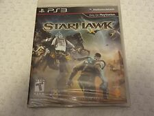 PS3 Starhawk Video Game New Sealed Free Shipping