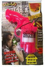 PINK Billy Bob RUSSIAN ROULETTE SHOTGUN fun party SEE THROUGH DRINKING GAME