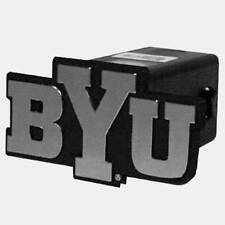 Brigham Young Cougars Logo Auto Trailer Hitch Receiver Cover Licensed BYU