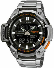 Casio Sport Men's Twin Sensor Combi Bracelet Watch