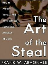 The Art of the Steal: Library Edition, Frank W. Abagnale, Good Book