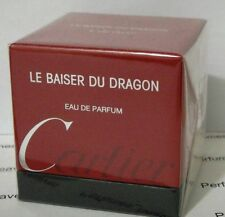 LE BAISER DU DRAGON by Cartier .25oz/7.5ml Mini EDP for WOMEN (NIB)