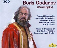 Modest Mussorgsky: Boris Godunov (CD, Feb-2013, 3 Discs, Alto)