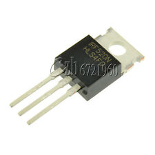 10PCS IRF520 IRF520N TO-220 N-Channel IR Power MOSFET
