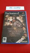 SHADOW OF ROME PS2 SONY NEUF SOUS BLISTER VERSION FRANCAISE