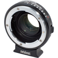 Metabones Nikon G Lens to Blackmagic Pocket Cinema Camera Speed Booster NEW!!