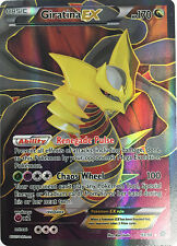 Pokemon TCG XY ANCIENT ORIGINS : GIRATINA EX 93/98 FULL ART