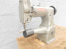 Industrial Sewing Machine Model Consew 223 needle feed ,cylinder- Leather