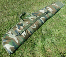 IMBOTTITO MIMETICO CAMOUFLAGE GUN BAG FUCILE ANTISCIVOLO Air Rifle caso Carry Carrier Bag