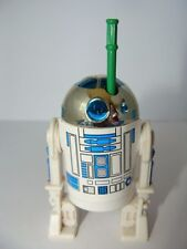 R2-D2 Pop Up Loose Complete Repro Weapon+Sticker Star Wars Vint POTF Last 17 DD