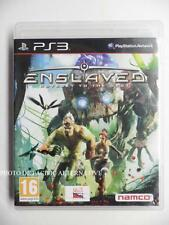 jeu ENSLAVED Odyssey to the West sur PS3 playstation 3 en francais game spiel