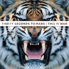 30 Thirty Seconds To Mars -  This Is War / EMI RECORDS CD  2009