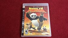 Kung Fu Panda (Sony PlayStation 3) PS3 Complete game VG Tested