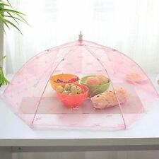 Fold Food Umbrella Cover Picnic Kitchen Party Pop Up Mesh Fly Wasp Insect Net