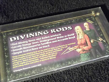 Divining Rods Find Missing items, locate energy lines, metal, water, artefacts