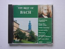 The Best of Bach  (CD, Naxos (USA / Record Label)) T041M