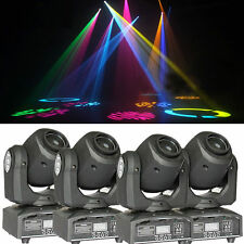 Pack of 4:RGBW LED Moving Head Wah Beam Gobo Light DMX Stage Lighting DISCO Club