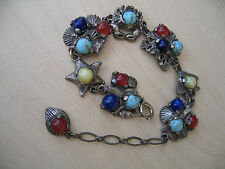 Miracle Sea Shore Bracelet with Stones Shells Starfish