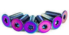 NRG Steering Wheel Screw Kit 6 piece Fits Momo Nardi Personal Sparco SWS-100MC