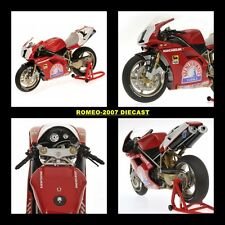 1:12 Minichamps Ducati Carl Fogarty World Champion SBK 1995 RARE NEW!!