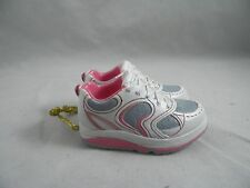 White and Pink Tennis Fitness Shoes Christmas Tree Ornament new holiday