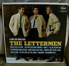 THE LETTERMEN - A SONG FOR YOUNG LOVE - 1962