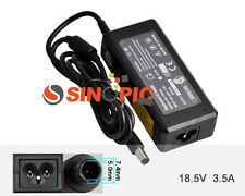 Laptop AC Power Charger 18.5V 3.5A 65W for HP Mini note 2133 2140 5101 5102 5103
