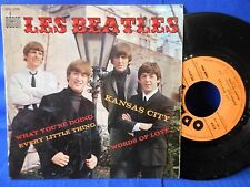 THE BEATLES LES  EP SOE 3776   EXC+