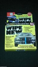 New Wipe New Auto Cleaner AS SEEN ON TV Restores, Protects, Shines