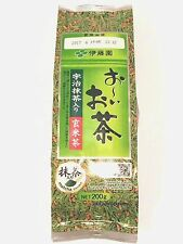200g Japanese green tea Oi Ocha Itoen Uji Matcha roasted rice Genmaicha Japan !