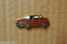 Pins Pin's Voiture BMW Rouge   ( PL9 )