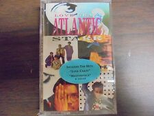 "NEW SEALED ""Atlantic Starr"" :ove Crazy   Cassette Tape (G)"
