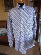 Chemise Homme manches longues BLANCO Man long sleeved shirt size L
