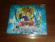 Yugioh 1st Edition Legend of Blue Eyes White Dragon Booster Box