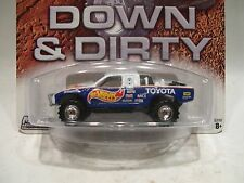 HOT WHEELS DOWN & DIRTY - TOYOTA TRUCK, limited edition - 20,000