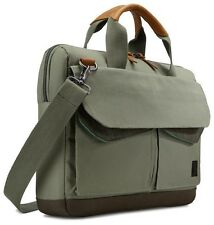 "Case Logic Lodo 15.6"" Laptop Attache Case LODA-115 PETROL GREEN"