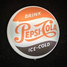 PEPSI COLA DRINK  Light Box LED Games Room Sign man cave garage workshop bedroom