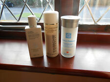 Cleansers x 3 Givenchy180 ml/ swiss nature 200ml liz bright eye lotion 75ml