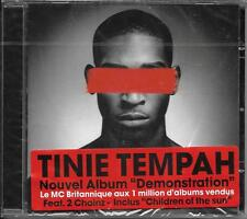 CD 14T TINIE TEMPAH DEMONSTRATION DE 2013 NEUF SCELLE FRENCH STICKER